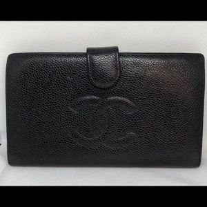 CHANEL Bags - Chanel long wallet
